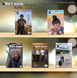 Ko'i Lesa 5 ebooks